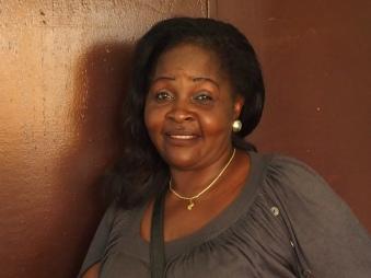 Victorine, Conseillère municipale de Nkayi, Collectivité territoriale, Membre du PCPA