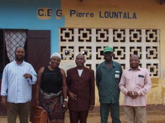 Aniamteur PCPA, Trésorière de l'APE, Directeur, Président de l'APE et Président de l'ANAT