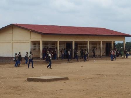 Collège Pierre Lounthala de Dolisie