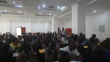 le délégué inter-pcpa Guinée
