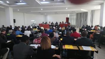 plénière - rôle société civile